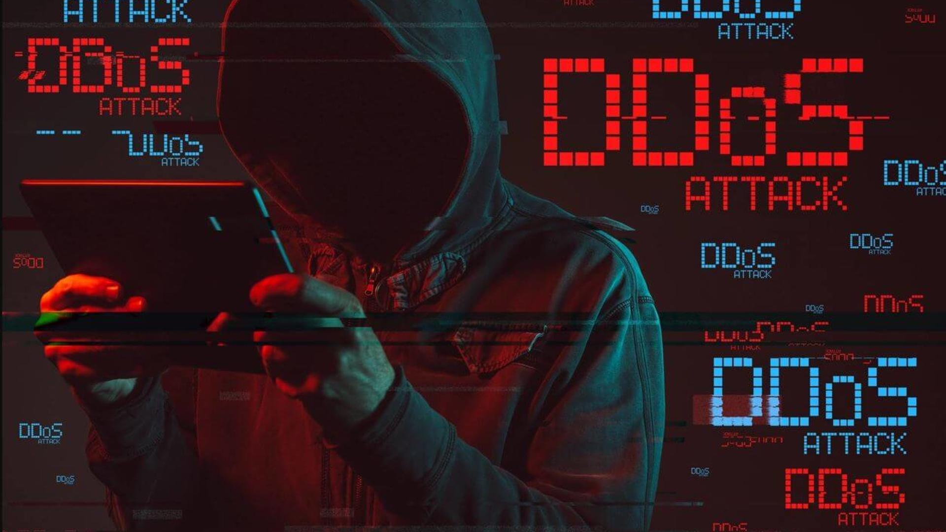 Chống DDOS