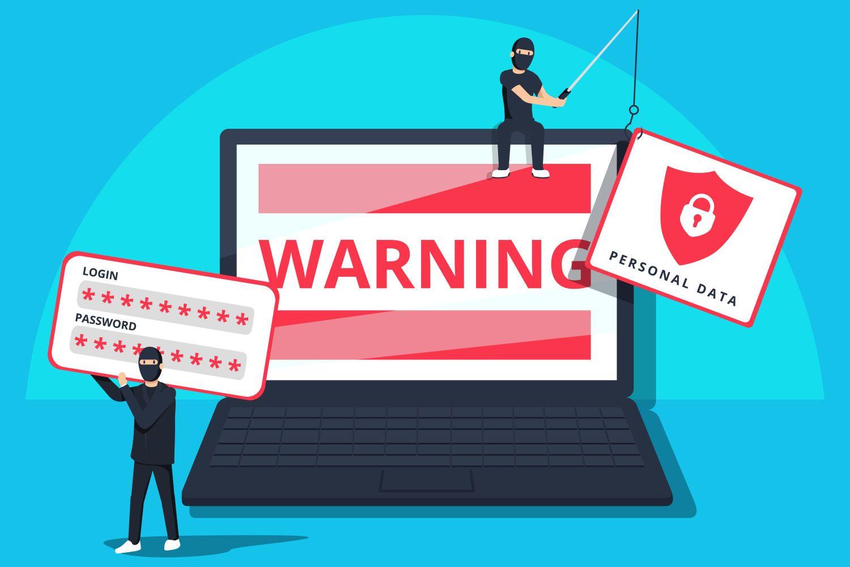 Tấn công lừa đảo trực tuyến đang trở thành xu hướng trong thời gian gần đây
