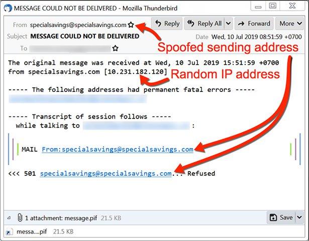 Sâu độc MyDoom tiếp tục đe dọa người dùng email toàn thế giới sau 15 năm