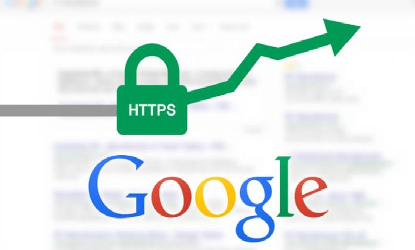 Website có SSL sẽ được Google đánh giá cao khi đánh giá thứ hạng