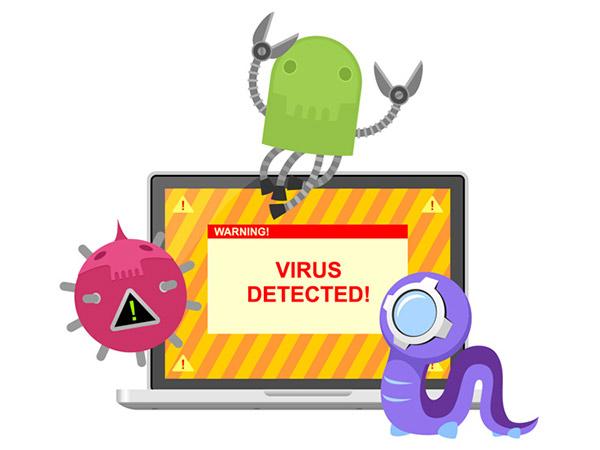 Virus email lây nhiễm nhanh chóng
