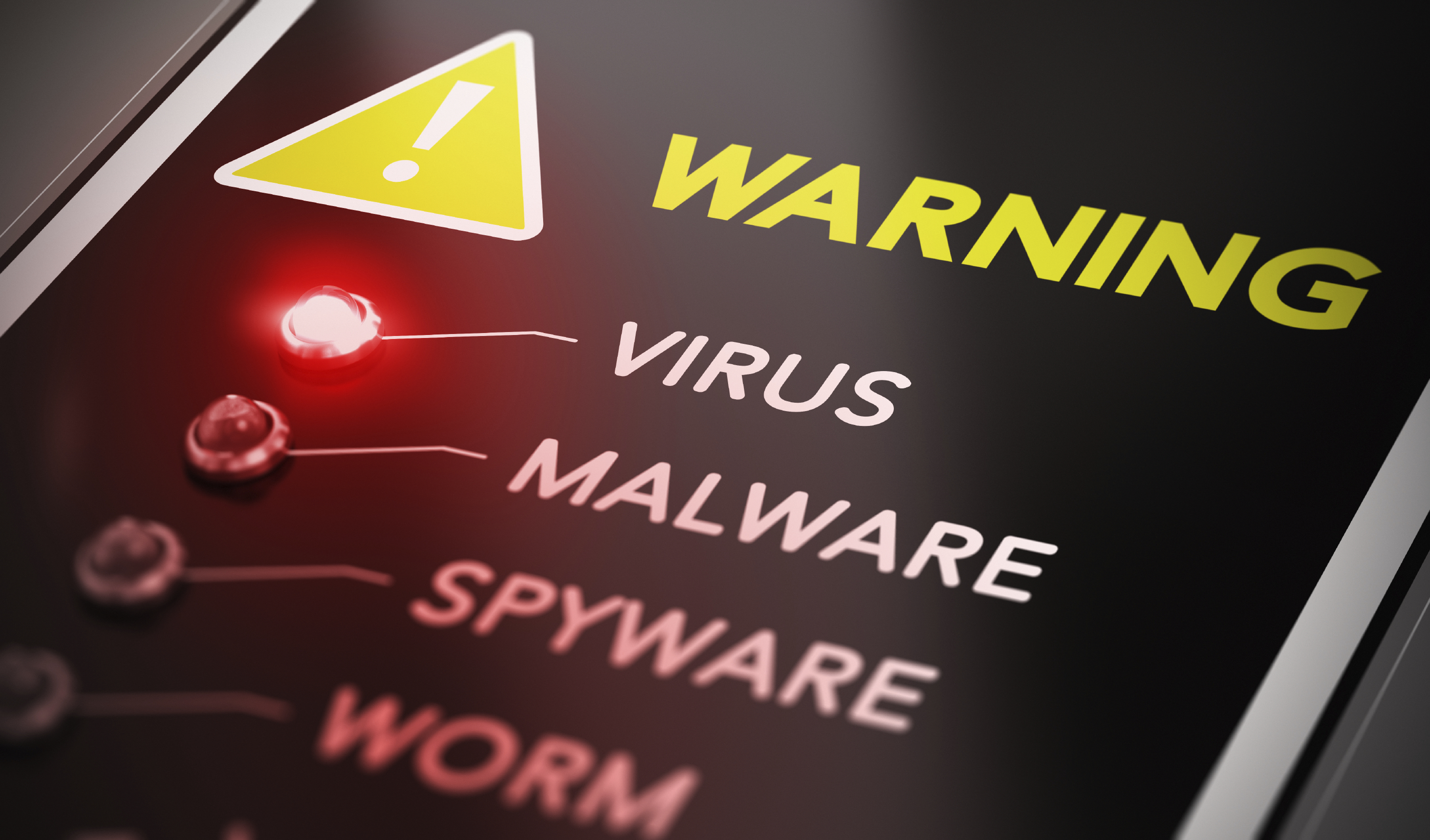 Virus và sâu độc là những phần mềm độc hại cực kỳ nguy hiểm