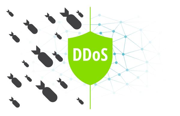 Đã xuất hiện biện pháp chống DDOS và hỗ trợ website toàn diện