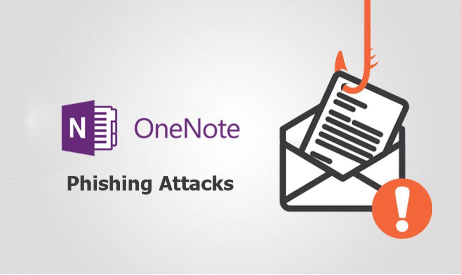 Chiến dịch lừa đảo mới trá hình Microsoft OneNote